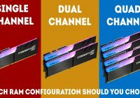 dual channel vs single channel ram
